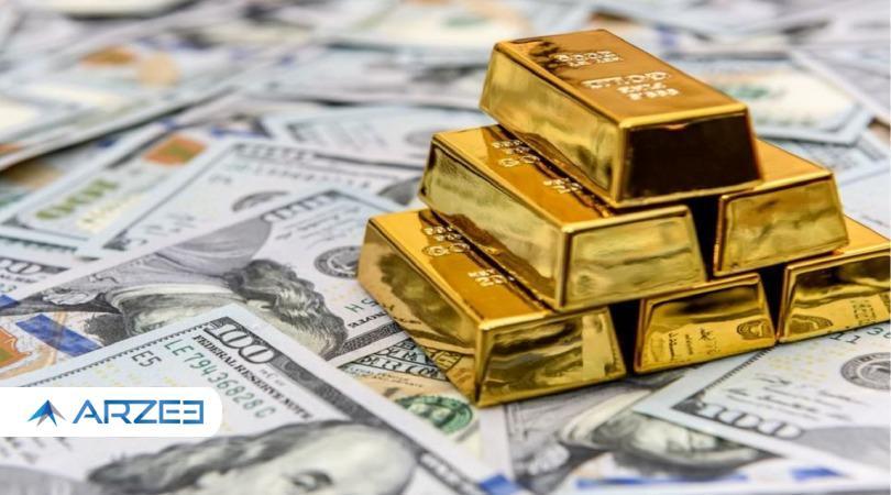 طلا پس از یک سقوط شدید برای بار دیگر صعودی شد