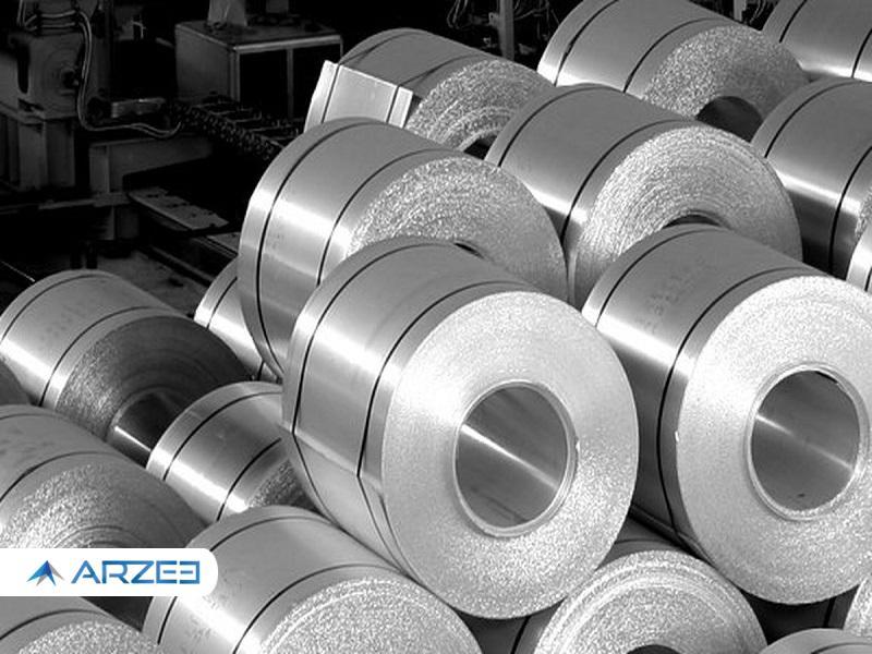 قیمت آلومینیوم در بازارهای جهانی بدون تغییر