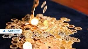 قیمت سکه در هفته اخیر ۵۸۰ هزار تومان کاهش یافت