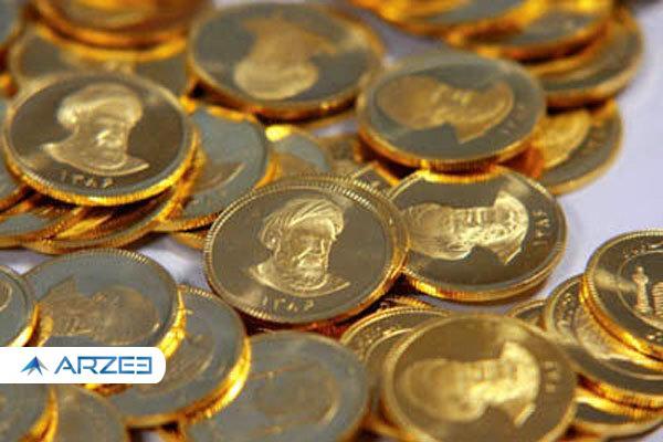 قیمت سکه طرح جدید با کمی افزایش به ۱۰ میلیون و ۷۰ هزار تومان رسید