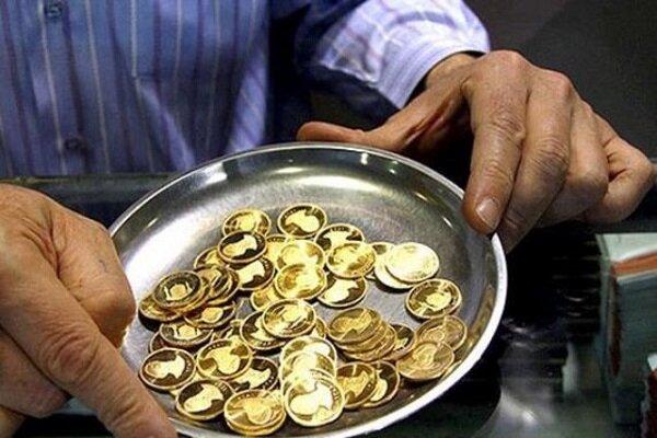 قیمت سکه ۵ اردیبهشت ۱۴۰۰ به ۱۰ میلیون و ۱۰۰ هزار تومان رسید