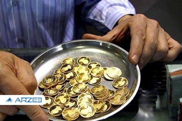 قیمت سکه ۸ اردیبهشت ۱۴۰۰ به ۱۰میلیون و ۲۰هزار تومان رسید