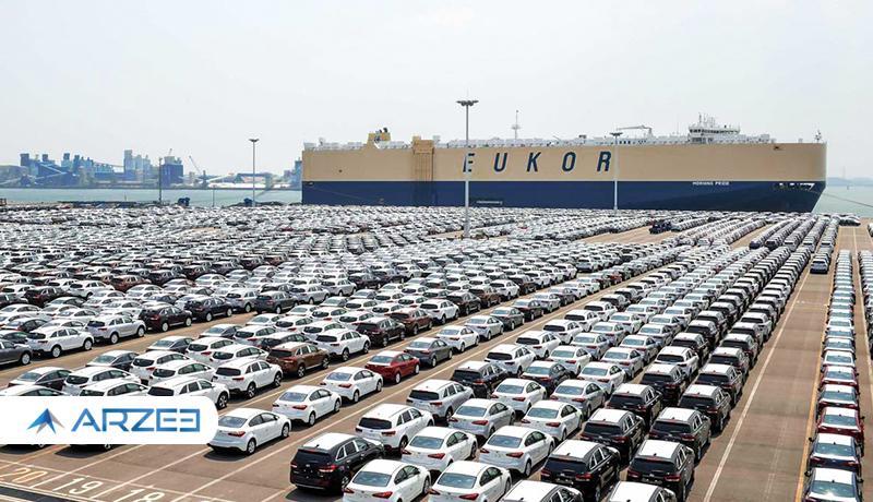 معدوم سازی احتمالی هزار خودروی خارجی