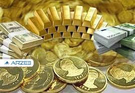 مقاومت سکه در کانال 10 میلیون تومان؛ نرخ دلار کاهشی شد