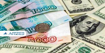 نرخ ارز بین بانکی در 1 اردیبهشت