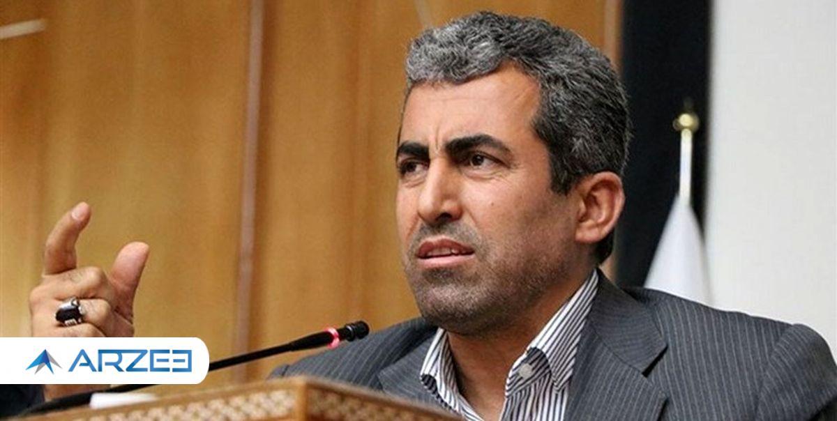 پورابراهیمی: با ارز ۴۲۰۰ تومانی به تولید و صادرات جفا میشود