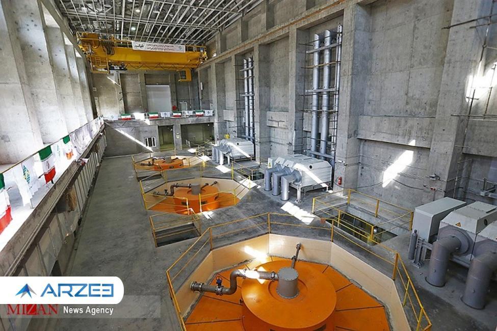 کاهش ظرفیت تولید برق نیروگاههای برق آبی