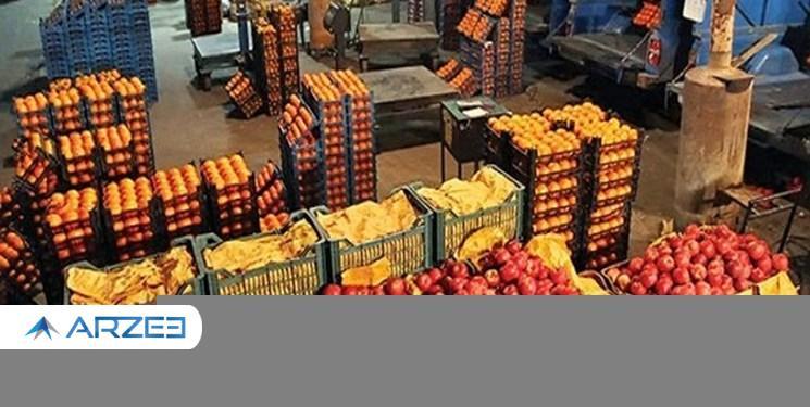 80 درصد میوه دپو شده در سردخانهها در دست دلالان