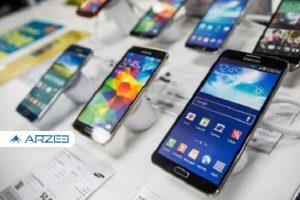 آخرین قیمت گوشی کرهای در بازار