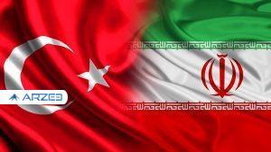 افزایش ۵۳ درصدی تجارت ایران با ترکیه