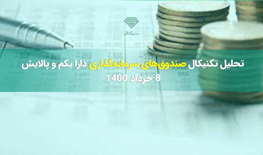 تحلیل تکنیکال دارا یکم و پالایش | 8 خرداد 1400