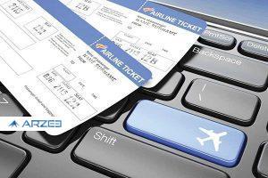برخورد قضایی در انتظار گرانفروشان بلیت هواپیما