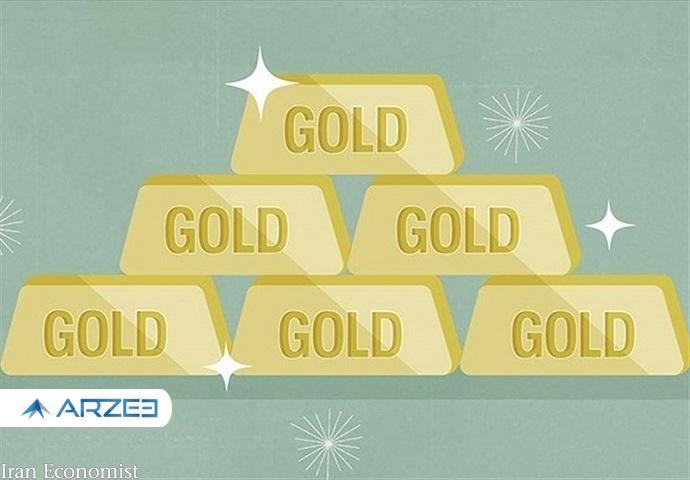 تداوم افت قیمت جهانی طلا