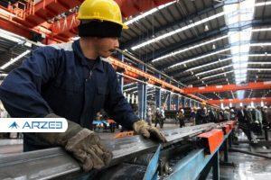 سهم نیروی کار مهاجر غیربومی از بازار کار