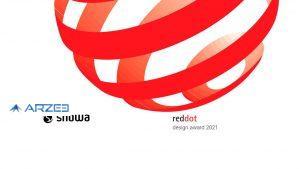 برند ایرانی در فهرست برندگان جایزه طراحی Reddot 2021 آلمان