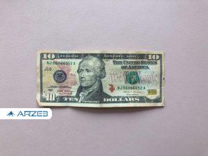 تورم چشمگیر آمریکا و رابطه مستقیم آن با افت دلار
