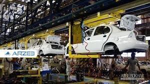 تولید خودروسازها از فروش سبقت گرفت