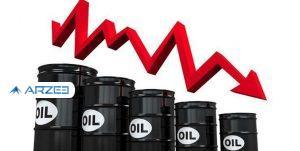 کاهش 3 درصدی قیمت نفت طی هفته گذشته