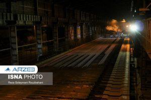 کمبود برق، فتیله کارخانههای فولاد را پایین آورد
