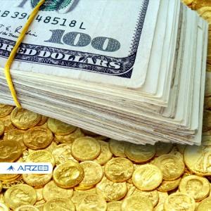 افت محسوس سکه امامی در بازار؛ دلار در میانه کانال 25 هزار تومانی قرار گرفت