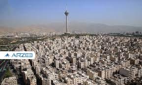 «تورم پنهان» آپارتمانهای پایتخت در مرداد