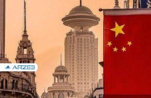 تورم چین: تنها یک درصد!
