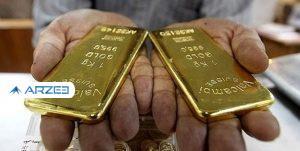 دو عاملی که قیمت طلای جهانی را بیش از 3 دلار کاهش داد