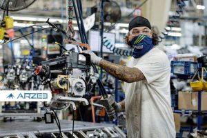 رشد تولید آمریکا با جهش صنعت خودرو