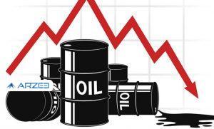 سقوط قیمت نفت به قعر سه ماهه