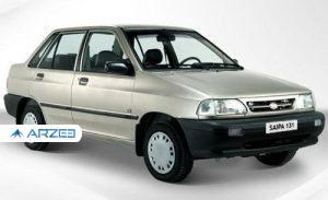 پرفروش ترین خودروی ایران