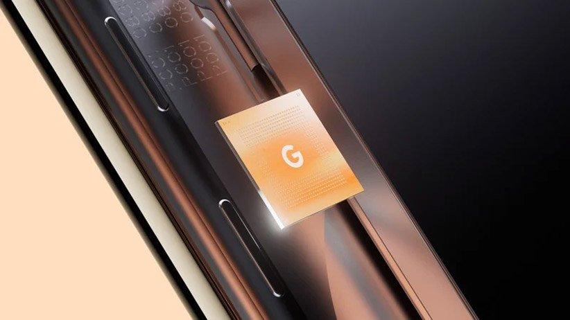 تراشه گوگل