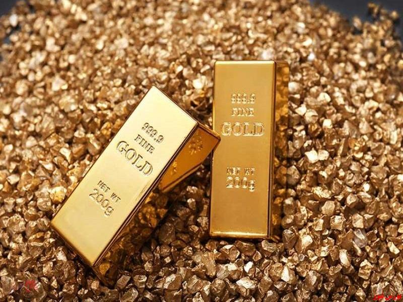 قیمت طلا در بالاترین قیمت دوماه گذشته
