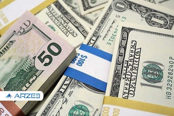 قیمت دلار ۲۱ شهریور ۱۴۰۰ به ۲۶ هزار و ۹۷۷ تومان رسید