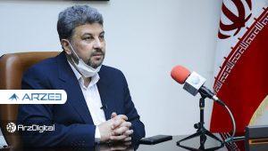 رجبی مشهدی : ایران در بین شش کشور اول استخراج ارز دیجیتال/ مراکز غیر مجاز استخراج رمز ارز علت اصلی خاموشیها بود