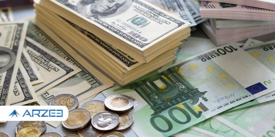 جدیدترین قیمت دلار و یورو در بازارهای مختلف 3 مهر